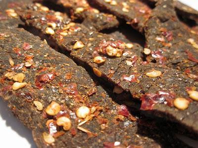 red pepper beef jerky