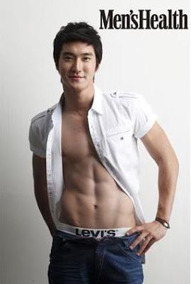 ¿Xq Siwon de SuJu come solo pechugas de pollo? Choi+si+won+men%27s+health+%284%29