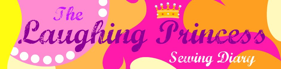 The Laughing Princess Sewing Diary