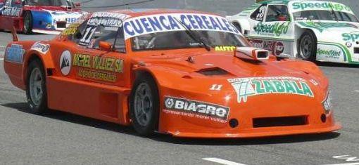 Juan Martin Trucco se impuso por primera vez en TC Pista.
