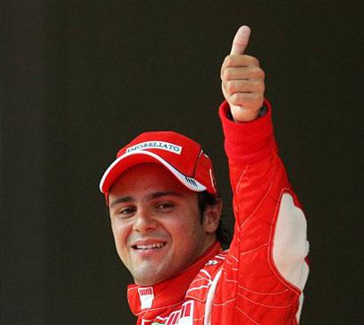 Massa podría volver en el GP de Italia