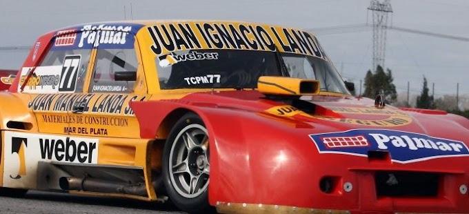 Juani Landa logró su primer triunfo en La Plata