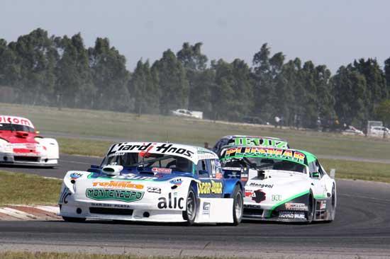 Se dió a conocer el reglamento particular para Carrera de Invitados TC Mouras