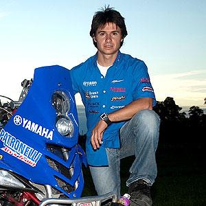 Alejandro Patronelli dijo sí y correrá el Dakar