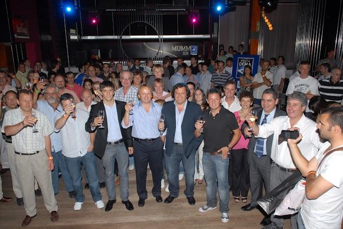 Guillermo Ortelli ya es piloto del Dole Racing