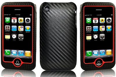 XGearLive Carbon Fiber Cool iPhone Case
