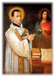 St. Claude de la Colombiere's Prayer;