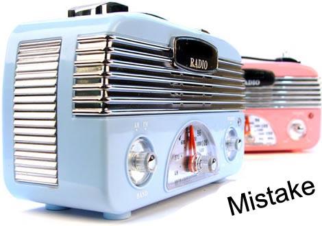 Mistake Radio
