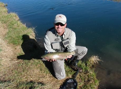Virtual fly guides silver creek az fly fishing report for Arizona fishing guides