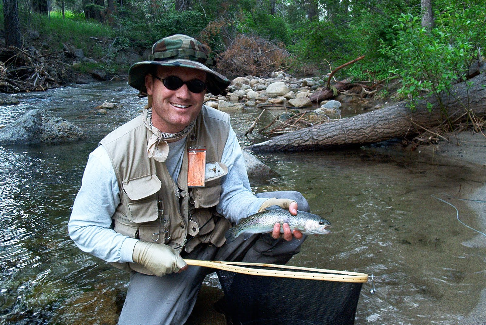 Virtual fly guides south fork of the american river ca for American river fishing