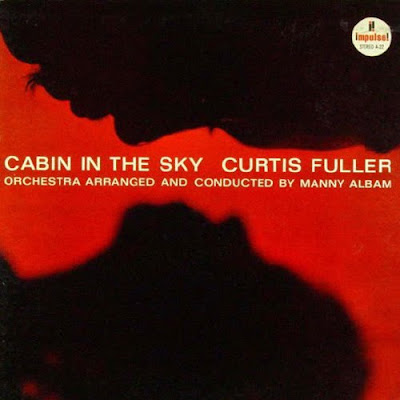 Curtis Fuller - Cabin in the Sky album cover