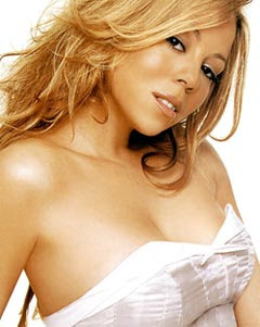 Mariah Carey gets drunk, strips