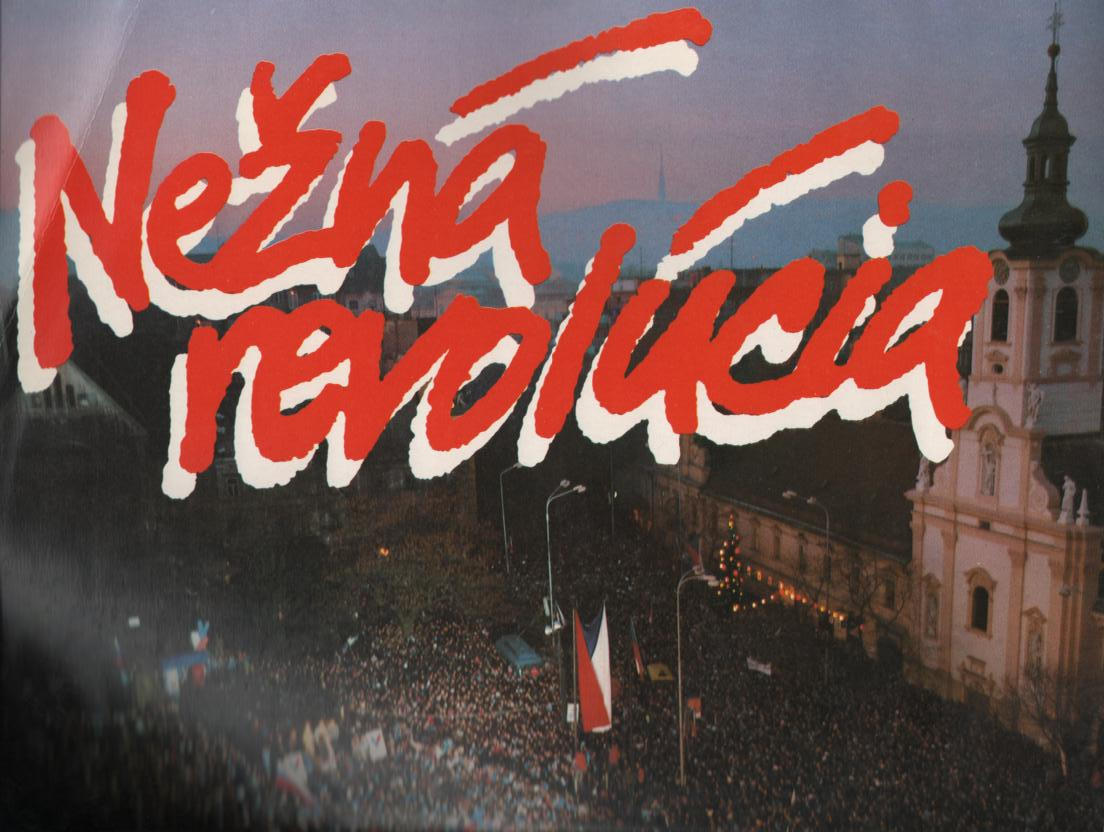 a history of the velvet revolution in czechoslovakia Czechs and slovaks are looking back at the heady events of 1989 when communism fell before their velvet revolution, the bbc's simona kralova writes a quarter of a century ago, on a fairly typical.