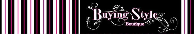 Buying Style Blog