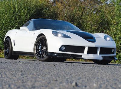 2009 Chevrolet Corvette ZR1 Geiger GTS