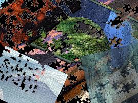 One Big Puzzle