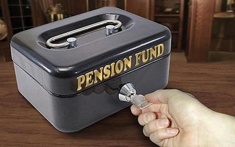 your pensions at risk
