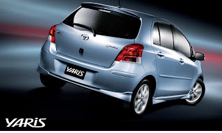 New Toyota Yaris launched in Thailand.The price starts from 539,000