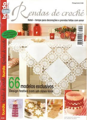 Download - Revista Rendas em Crochet