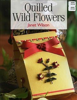Download - Revista Quilled Wild Flowers - Janet Wilson
