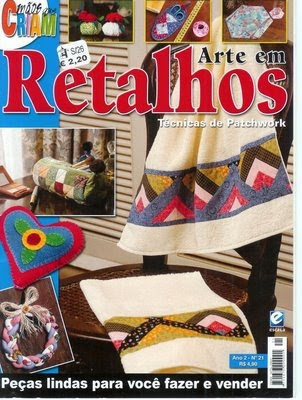 Download - Revista Arte com retalhos