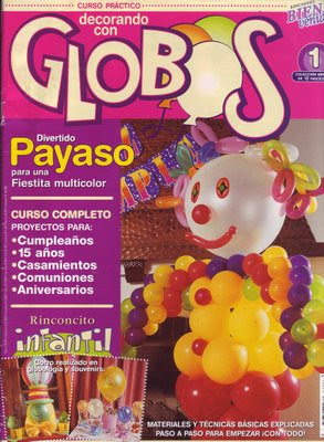 Download - Revista Decorando com balões