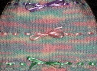 Projetos finalizados em tricot