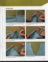 Como Fazer Decote em V em tricot