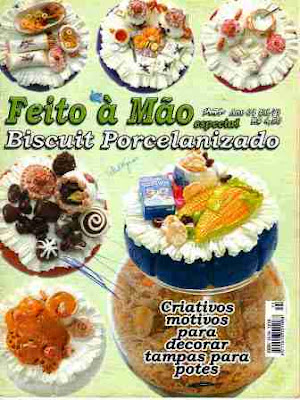 Download - Revista Feito a mo - Biscuit Porcelanizado
