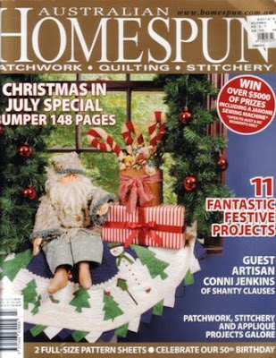 Download - Revista  Homespun