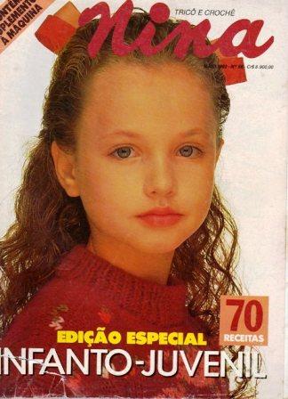 Download Revista Tricot Nina Infanto Juvenil