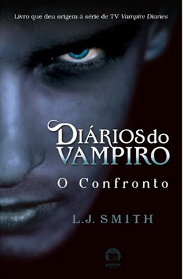 Download - Livro Diários do Vampiro: O Confronto II (L. J. Smith)