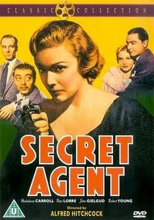 Download - Filme O Agente Secreto / Secret Agent (1936)(LEGENDADO)