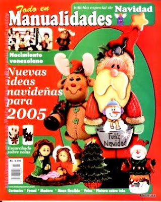 Download - Revista Todo en Manualidades Natal