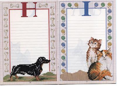 Ponto Cruz - Cães e Gatos 2