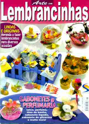 Download - Revista  Lembrancinhas
