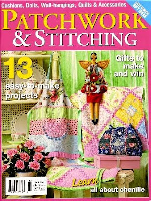 Download - Revista  Patchwork & Stitching n.1