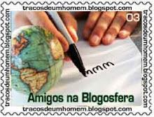 """"""" Selinho De Amigos Na Blogosfera """""""