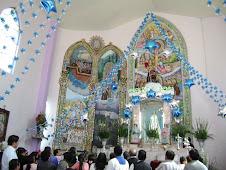 Basílica de Nuestra Señora de la Defensa, SANPEDRO TLALCUAPAN, TLAXCALA