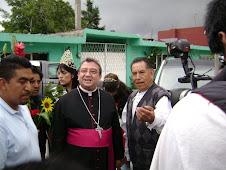OBISPO FRANCISCO MORENO BARÓN