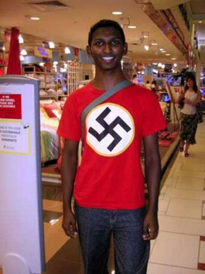 Voluntarios Nazis No Blancos