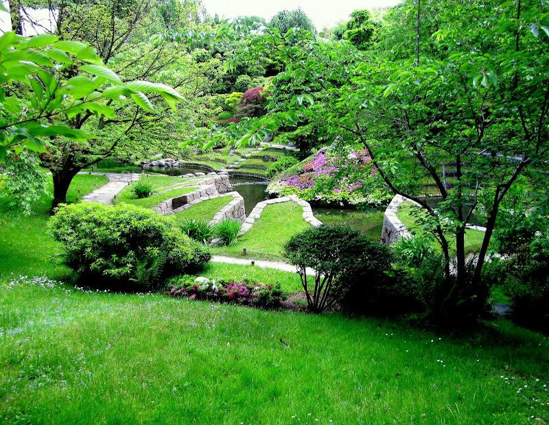16 juillet 2010 paysages et fleurs au fil de l 39 eau - Restaurant jardin albert kahn ...