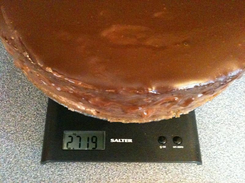 2.7kg Cheesecake