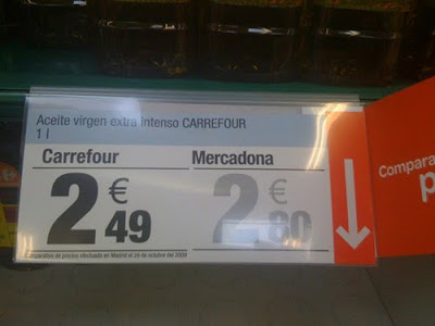 carrefour mercadona