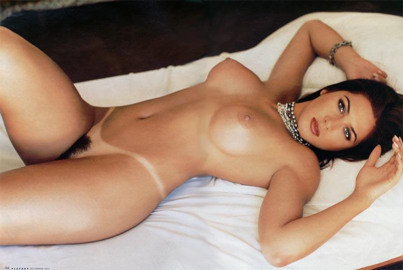 Livia Andrade Nua Playboy