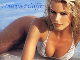 German Women Photos - Claudia Schiffer