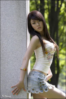 Sexy Hot Korean Women - Hwang Mi Hee