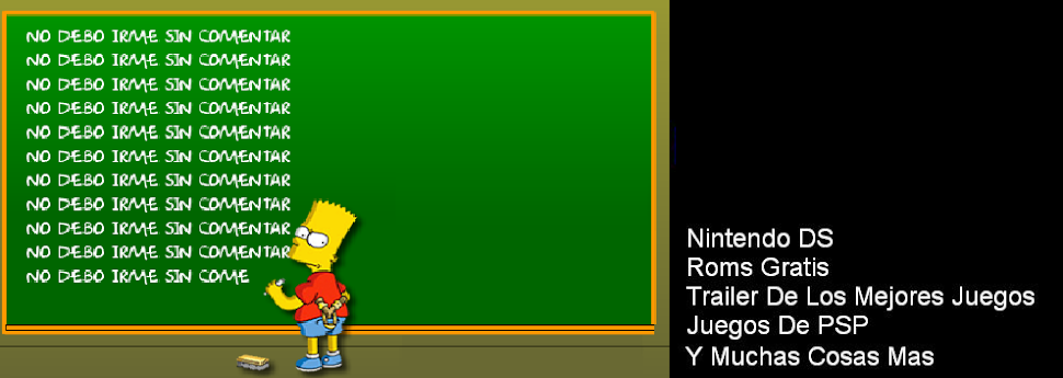 Roms De Nintendo DS