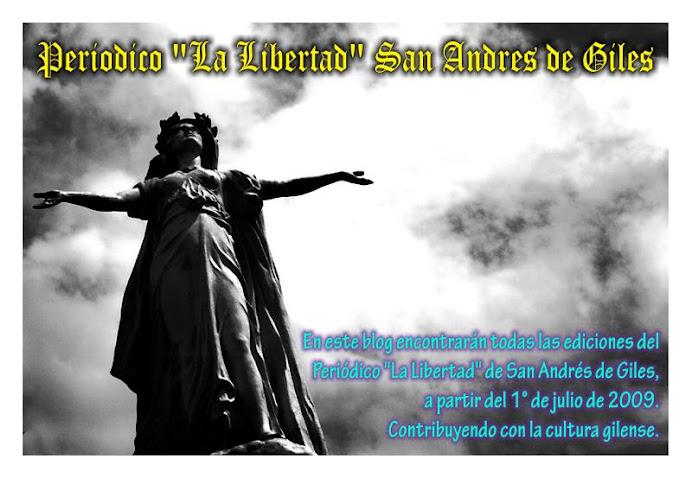 Periodico La Libertad, San Andres de Giles