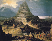 Torre de Babel por Hendrick van Cleve